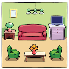 living room furniture clipart. pin living room clipart #11 furniture