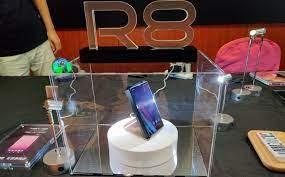 Hiby R8 - Máy nghe nhạc đầu tiên trên thế giới hỗ trợ mạng di động 4G