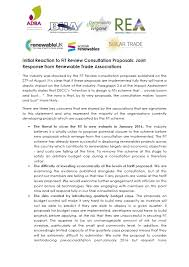 letter expressing concern sta signs joint letter with leading trade bodies expressing concerns