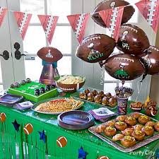 Super Bowl Party Decorating Ideas Planning a Super Bowl Party Mardi Gras Theme GuysGirl 30