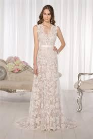 column lace halter court train lace wedding dresses uk l0006