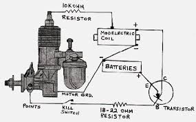 testing ignition coils for antique spark ignition engines rc groups testing ignition coils for antique spark ignition engines