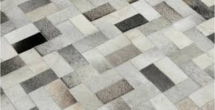 tricolor patchwork cowhide rug canada new architecture cowhide patchwork rug gray migrant resource network