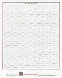 Hexagonal Graph Paper Template - Letsridenow.com -