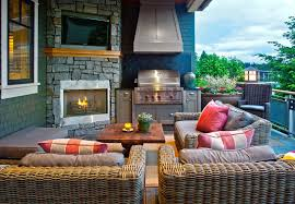 splashy weber grill covers in patio traditional with built in barbecue grills next to build natural gas fire pit alongside art above tv and tv above