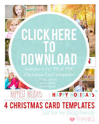 Downloadable Christmas Card Templates For Photos Free 2012