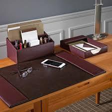 er jacket desk set three pieces