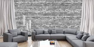mu1449 old brick wall black and white