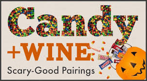 The Ultimate Halloween Candy Wine Pairings Infographic