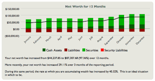 Asset Net Worth Report Types Net Worth