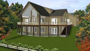 best of sloping lot house plans for sloping lot house plans with basement unique house plans