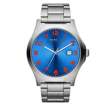 marc by marc jacobs watch mbm5069 danny stainless steel men watch marc by marc jacobs watch mbm5058 jimmy blue dial stainless steel men watch