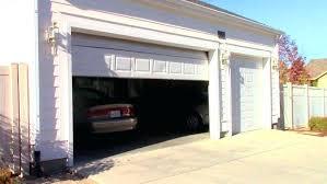 garage door sensor lights garage door sensors lights large size of door door will not close