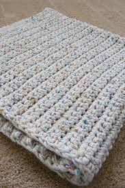 Baby Blanket Crochet Pattern Simple Decorating Design