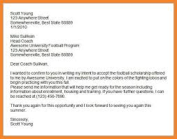letter of intent for promotion letter of intent to accept scholarship3