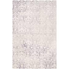 safavieh passion lavender ivory 8 ft x 11 ft area rug