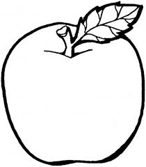 Small Picture Apple Fruit Coloring Pages For Kids Fruits Coloring pages of