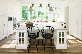 Southern Living Kitchens White Wellborn Cabinetry In The Kitchen Of The 2015 Southern