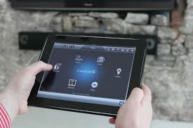 Tablet Home control
