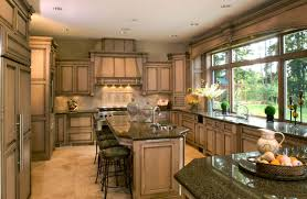 Of Glazed Cabinets Great Concept Unfinished Kitchen Cabinets Storage Great Concept