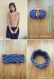 Free Knitted Headband Patterns Mesmerizing Free Knitted Headband Pattern Anthropologie Inspired Sew In Love
