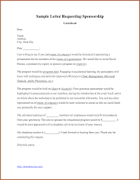 Proposal Letter Sample Of A Proposal Letter For An Event Ninjaturtletechrepairsco 14