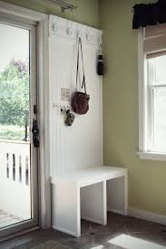Corner Mudroom Bench Mudroom Mudroom Idea In White With Bench Combined With Cabinet