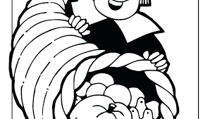 Pilgrim Hat Coloring Page Thanksgiving Turkey In Pilgrim Hat