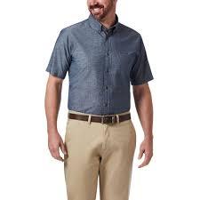 Chambray Button Down Shirt