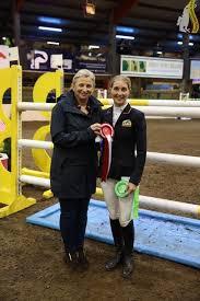 Congratulations to Olive Clarke winner... - Cavan Equestrian Centre |  Facebook