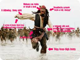 5 Things Jack Sparrow Taught Me About Fashion Makeup