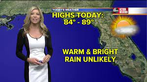 Tampa Bay area weather forecast for ...