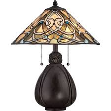 india table lamp imperial bronze