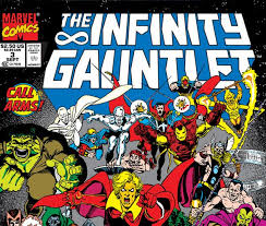 Image result for infinity gauntlet comic