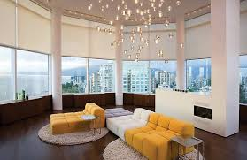 ... Modern Living Room Lighting pertaining to Modern Living Room Lighting  ...