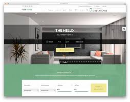 Real Estate Website Templates 24 Best Real Estate WordPress Themes For Agencies Realtors And 10