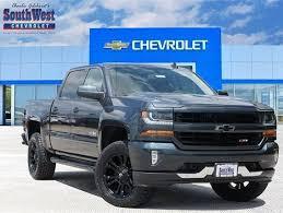 Custom & Lifted Trucks in Kaufman Texas - SouthWest Chevrolet