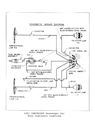 chevy wiring diagrams 1951 truck directional signals 1956 cadillac Jazzmaster Guitar Wiring Diagram at 53 Ford Custom Line Genrator Wiring Diagram