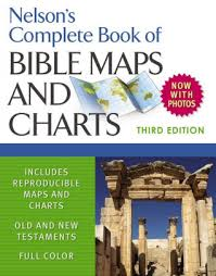 Rose Bible Maps And Charts Nelsons Complete Book Of Bible Maps And Charts Paperback