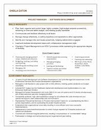 Construction Project Manager Resume Sample Sample Project Manager Resume Doc Fresh Construction Project 52