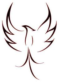 Small Picture Best 25 Small phoenix tattoos ideas on Pinterest Phoenix