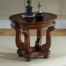 manor end table by liberty furniture victorian round tablecloth occasional set