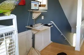 Sit Stand Diy Adjustable Standing Desk Painless Movement Inspirational Diy Standing Desk Designs Everyone Can Build