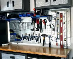 garage tool rack tool storage large size of storage organizer wall control metal pegboard for garage