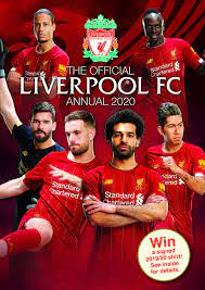 OFF LIVERPOOL FC ANNUAL 2020 (The Official Liverpool Fc Annual) : Liverpool  Football Club: Amazon.de: Bücher