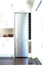 wine rack cabinet above fridge kitchen storage refrigerator wine rack cabinet above fridge f97 above