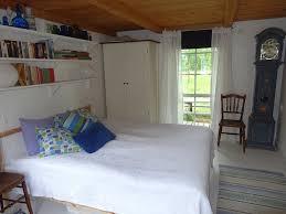 Schlafzimmer Ferienhaus Rockneby Schweden Ferienhäuser