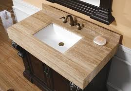 travertine tile bathroom countertops.  Travertine Bathroom Vanities Travertine Tile Countertops To E