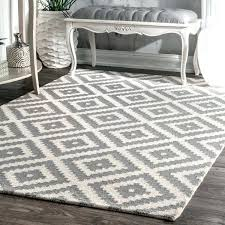 handmade abstract wool fancy pixel trellis rug x nuloom modern trellis rug
