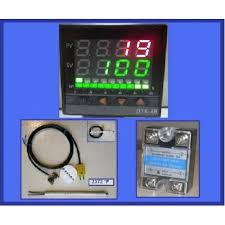 complete kiln package fahrenheit celsius pid temperature complete kiln package fahrenheit celsius pid temperature controller thermocouple probe ssr relay 40a